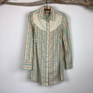 Free People Country Cotton Dress. 4.